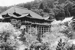 View of Japanese Temple