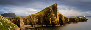 View of Neist Point Peninsula, Isle of Skye, Scotland