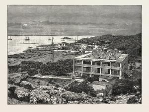 View of Part of Swatow, in the Province of Quangtung