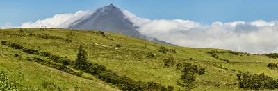View of Pico Mountain, Pico Island, Azores, Portugal