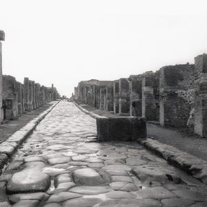 View of Pompeii Street