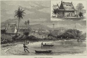 View of Tamatave, Madagascar
