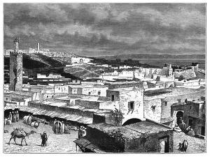 View of Tangier, Morocco, from the Landward Side, C1890