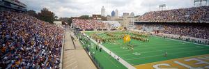View of the Bobby Dodd Stadium During the Game, Atlanta, Georgia, USA
