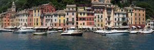 View of the Portofino, Liguria, Italy
