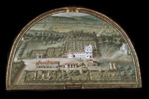 View of Villa Di Colle Salvetti