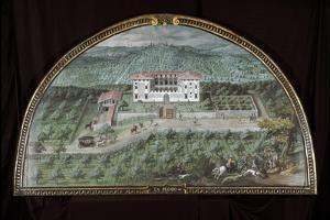 View of Villa La Peggio