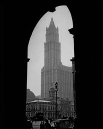 View Of Woolworth Building