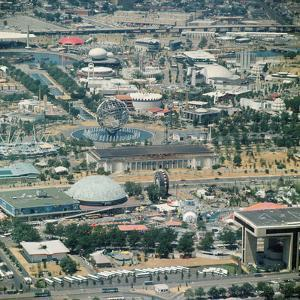 View of World's Fair
