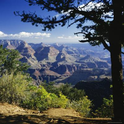 View Over the Grand Canyon, Unesco World Heritage Site, Arizona, United States of America (USA) by G Richardson