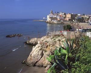 View Playa San Sebastian Spain