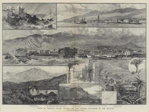 Views in Tenerife, Canary Islands, the New Winter Sanatorium in the Atlantic