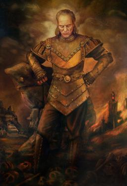 Vigo the Carpathian Art Print Poster