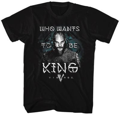 Vikings- Ragnar For King