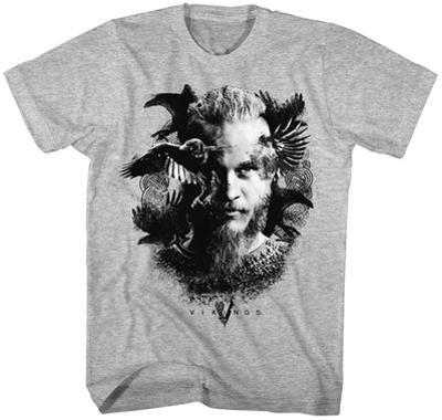 Vikings- Ragnar & Ravens