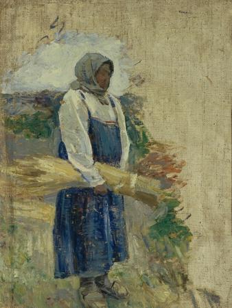 A Reaper, 1896