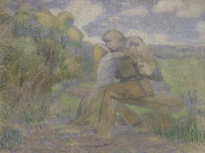 The Kiss, 1897