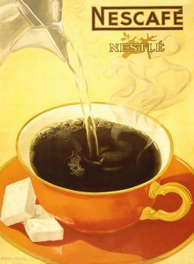 Nescafe - Nestle - Instant Coffee by Viktor Rutz