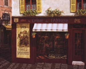 Oldest Wine Store by Viktor Shvaiko