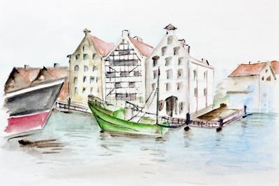 Port City Landscape