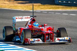Scuderia Ferrari F1, Fernando Alonso, 2012 by viledevil