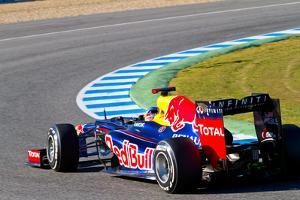 Team Red Bull F1, Sebastian Vettel, 2012 by viledevil