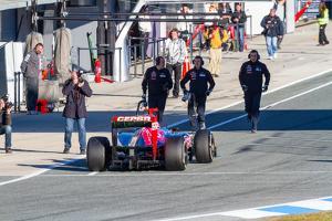 Team Toro Rosso F1, Daniel Ricciardo, 2012 by viledevil