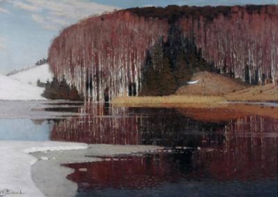 Spring Waters (Maestos), 1910