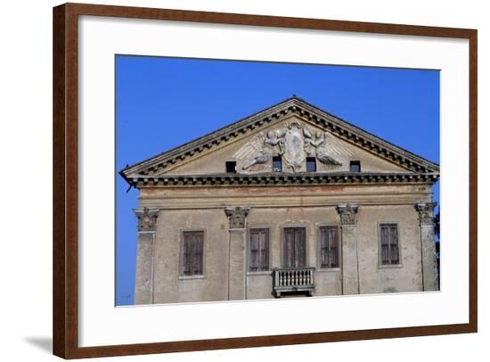 Villa Pisani--Framed Giclee Print