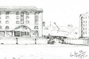 Albert Dock Liverpool, 2003 by Vincent Alexander Booth