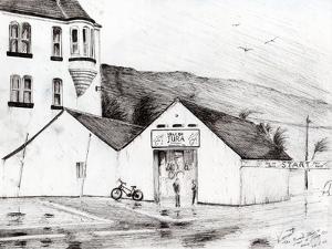 Jura, Race Start, Whisky Distillery,2005 by Vincent Alexander Booth