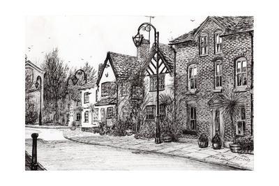 Leigh Arms, Prestbury, 2009