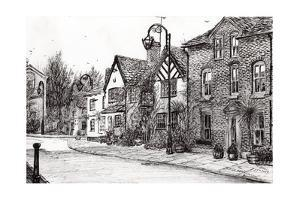 Leigh Arms, Prestbury, 2009 by Vincent Alexander Booth