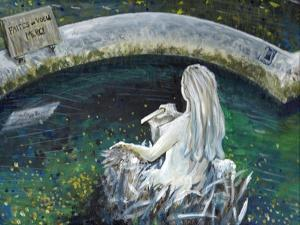 Mermaid of Laignes, 2006 by Vincent Alexander Booth