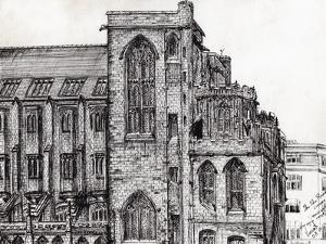 Rylands Library, Manchester,2007 by Vincent Alexander Booth