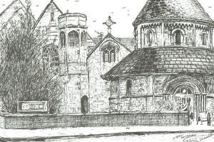St.John's, Cambridge, 2008 by Vincent Alexander Booth