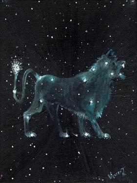 Star Sign - Leo, 2016 by Vincent Alexander Booth