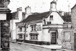 The Kings Head,Yarmouth, 2008 by Vincent Alexander Booth