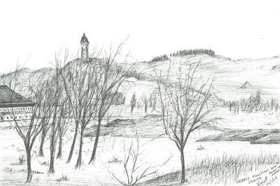 Wallace Monument; 2007;