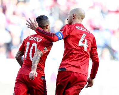 Mls: Toronto FC at New York Red Bulls by Vincent Carchietta
