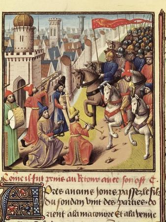 Crusades by Vincent de Beauvais
