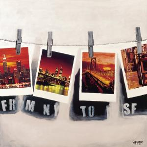 From NY To SF by Vincent Gachaga