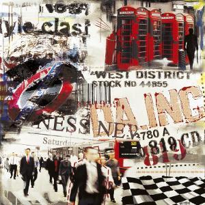 London West District by Vincent Gachaga