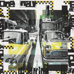 Two Cabs by Vincent Gachaga