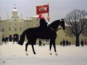 Horse Guards Parade by Vincent Haddelsey