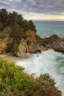 Afternoon at McWay Falls by Vincent James