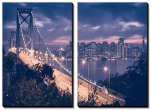 Classic City by the Bay, San Francisco by Vincent James