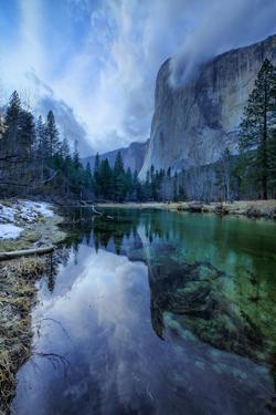 Clearing Storm at El Capitan, Yosemite Valley, California by Vincent James