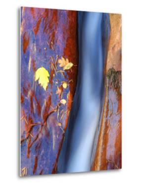 Cobalt Waterflow by Vincent James