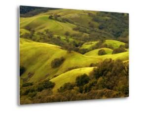 Diablo Winter Hills by Vincent James